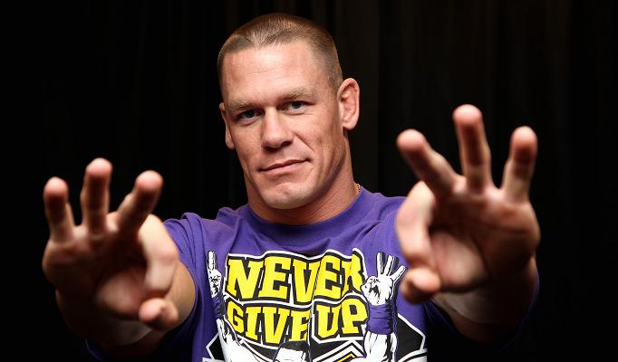 John Cena WWE champ is here