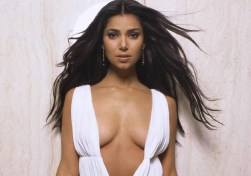 Roselyn Sanchez white top