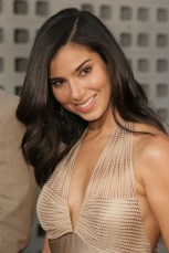 Roselyn Sanchez - gold sheer