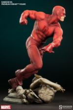 Sideshow Collectibles Daredevil premium format - side angle