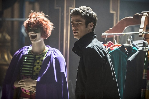 The Flash - Tricksters - Barry in The Trickster's lair