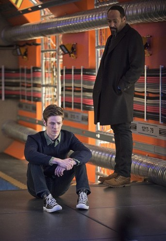 The Flash - Tricksters - Joe and Barry