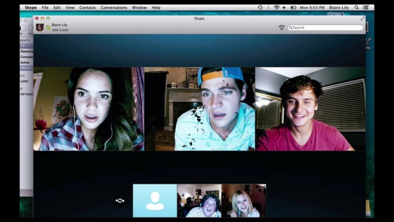 Unfriended - Blaire, Adam and Mitch