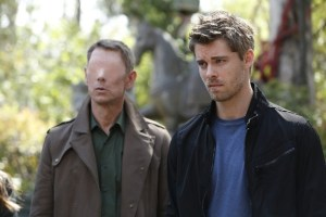 Agents of SHIELD - Scars - Gordon and Lincoln