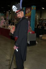 Awesome Con 2015 Day 1 cosplay - Dr. Facilier