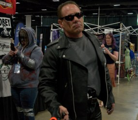 Awesome Con 2015 Day 1 cosplay -Terminator2
