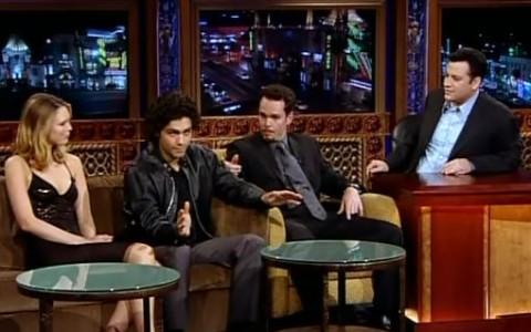 Entourage - Season 1 - Sara Foster, Vince, Drama and Jimmy Kimmel