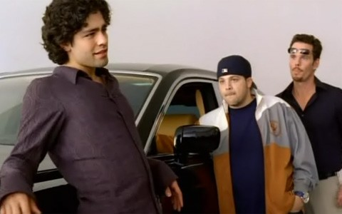 Entourage - Season 1 - Vince, Turtle and Drama The Review