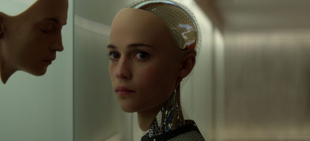 Ex Machina - Alicia Vikander as Ava