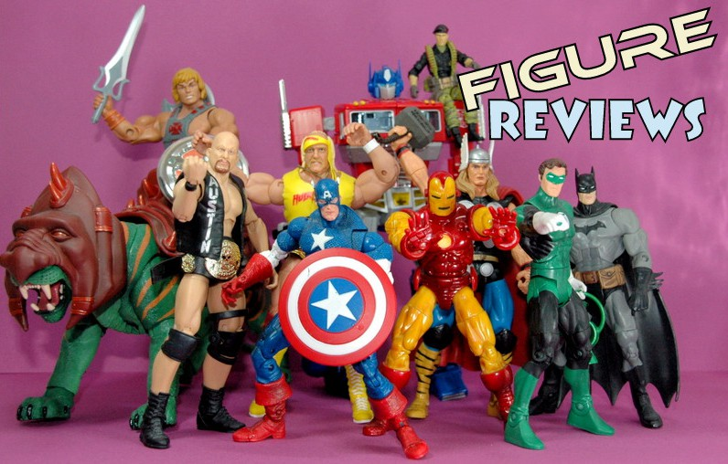 Action Figure Reviews