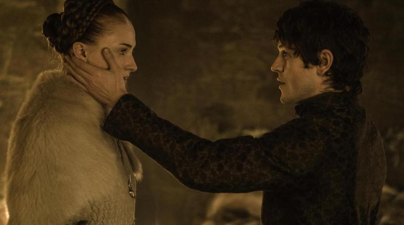 game of thrones Unbowed, Unbent, Unbroken - sansa and ramsay