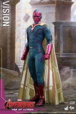 Hot Toys Avengers - Age of Ultron - Vision - standing in church