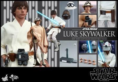 Hot Toys Star Wars Luke Skywalker -collage 2