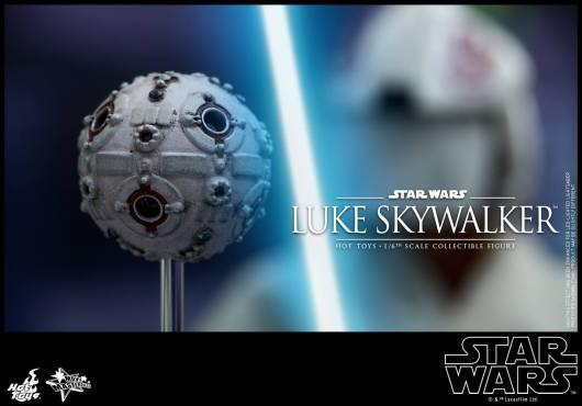 Hot Toys Star Wars Luke Skywalker - training probe