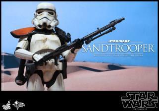 Hot Toys Star Wars Sandtrooper- horizontal