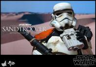 Hot Toys Star Wars Sandtrooper- main image