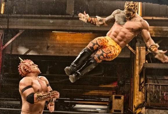 Lucha Underground Drago vs Prince Puma