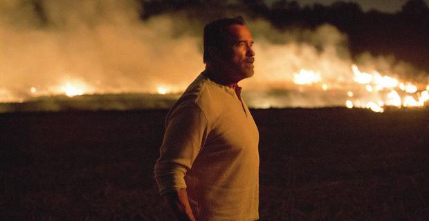 Maggie-Movie- Arnold Schwarzenegger as Wade