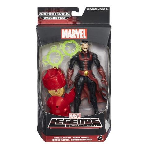Marvel Legends Hulkbuster Wave 3 - Dr. Strange in package