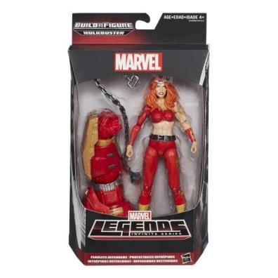 Marvel Legends Hulkbuster Wave 3 - Thundra in package