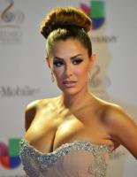 Ninel Conde - hair up