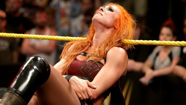 NXT Takeover Unstoppable - Becky Lynch