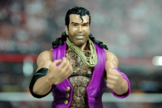 Razor Ramon Defining Moments - close up