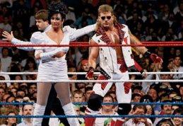 Shawn Michaels and Sensational Sherri