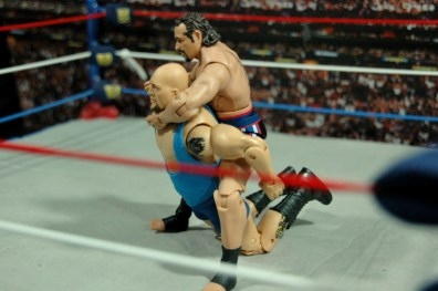 WWE Elite 34 Rusev review pics - The Accolade for Big Show