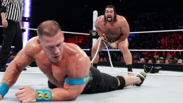 WWE Payback - Cena vs Rusev