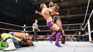 WWE Payback - New Day vs Cesaro and Kidd