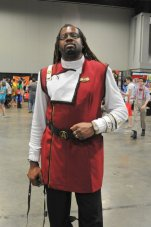 Awesome Con 2015 cosplay Day 2- Aitch as Star Trek