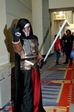 Awesome Con 2015 cosplay Day 2- Darth Riven
