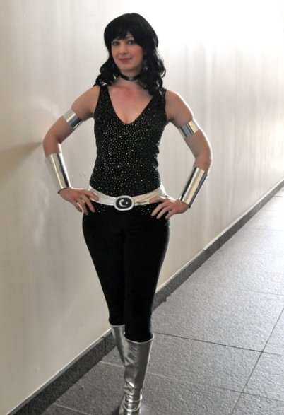 Awesome Con 2015 cosplay Day 2- Donna Troy