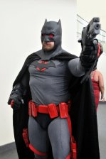 Awesome Con 2015 cosplay Day 2- Flashpoint Batman