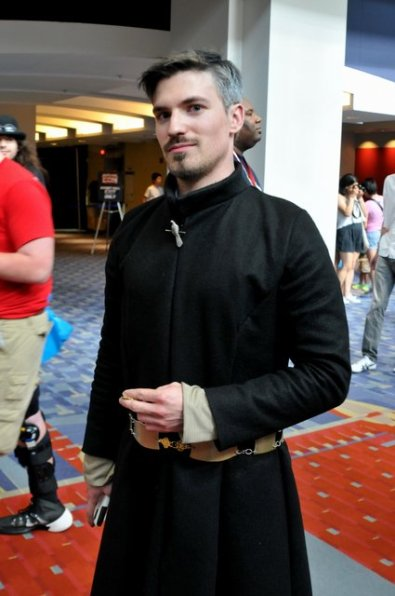 Awesome Con 2015 cosplay Day 2- Game of Thrones Littlefinger