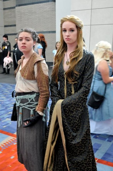 Awesome Con 2015 cosplay Day 2- Game of Thrones