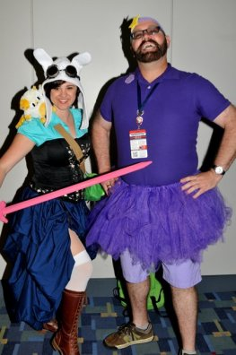 Awesome Con 2015 cosplay Day 2- misc2