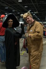 Awesome Con 2015 cosplay Day 2- SpaceBalls