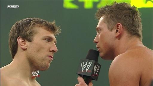 Daniel Bryan - with Miz on NXT