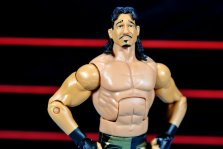 Eddie Guerrero Hall of Fame figure review -close up