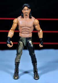 Eddie Guerrero Hall of Fame figure review -front shot