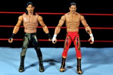 Eddie Guerrero Hall of Fame figure review -with Legends 6 Eddie