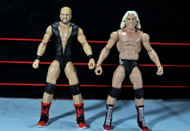Four Horsemen figure review - Barry Windham and Ric Flair