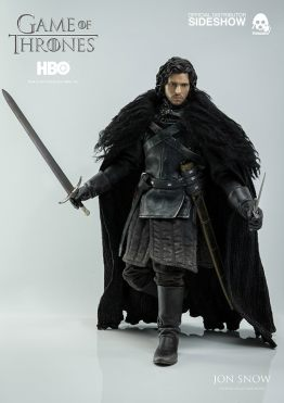 Game of Thrones Jon Snow figure - walking