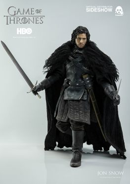 Game of Thrones Jon Snow figure - walking