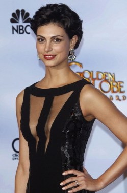 Morena Baccarin - sheer top