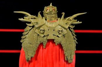 Triple H WWE Mattel Elite 35 - cloak back