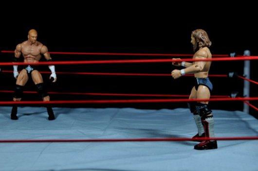 Triple H WWE Mattel Elite 35 - Wrestlemania 30 revisted