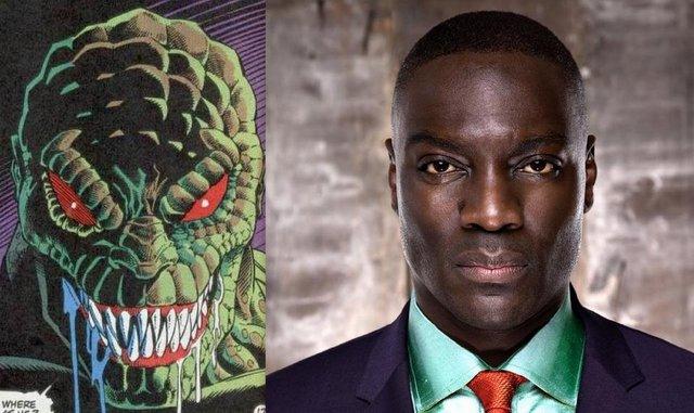 Adewale Akinnuoye-Agbaje as Croc
